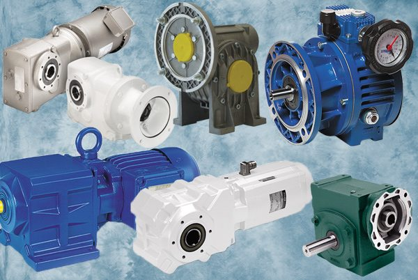 gearboxes and gearmotors